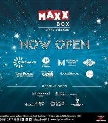 Grand Opening MaxxBox
