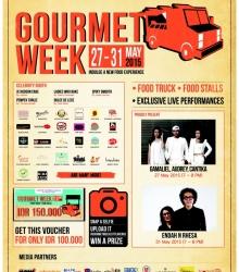 Gourmet Week Lotte Shopping