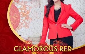 Glamorous Red Emporium Pluit Sylvia Rismadania