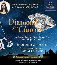 Diamond For Charity