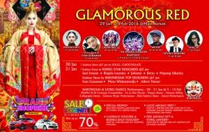 Glamorous Red Emporium Pluit