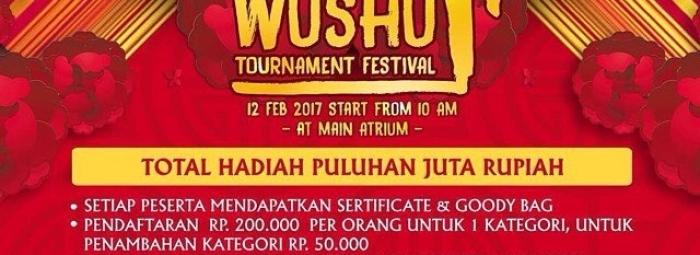 WUSHU TOURNAMENT FESTIVAL
