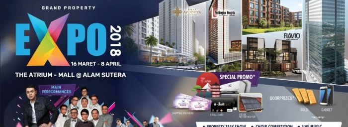 GRAND PROPERTY EXPO ALSUT 2018